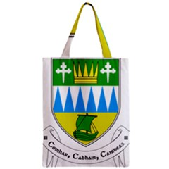 Coat of Arms of County Kerry  Zipper Classic Tote Bag