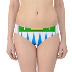 Coat of Arms of County Kerry  Hipster Bikini Bottoms