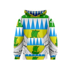 Coat of Arms of County Kerry Kids  Pullover Hoodie