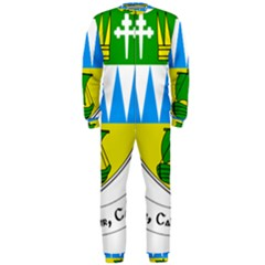 Coat of Arms of County Kerry OnePiece Jumpsuit (Men)