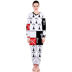 County Kilkenny Coat of Arms OnePiece Jumpsuit (Ladies)