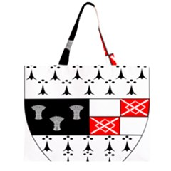 County Kilkenny Coat of Arms Large Tote Bag