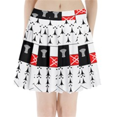 County Kilkenny Coat of Arms Pleated Mini Skirt