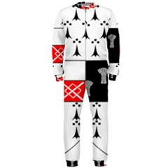 County Kilkenny Coat of Arms OnePiece Jumpsuit (Men)