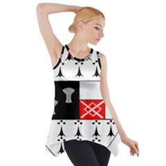 County Kilkenny Coat of Arms Side Drop Tank Tunic