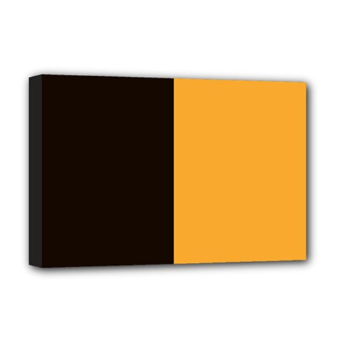 Flag of County Kilkenny Deluxe Canvas 18  x 12