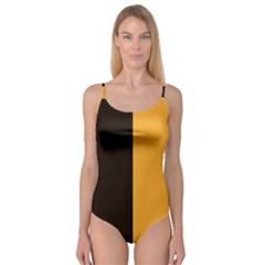 Flag of County Kilkenny Camisole Leotard