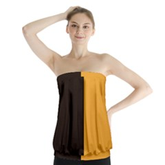 Flag of County Kilkenny Strapless Top