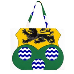 County Leitrim Coat of Arms Large Tote Bag