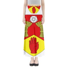 County Londonderry Coat of Arms  Maxi Skirts