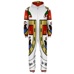 County Mayo Coat of Arms Hooded Jumpsuit (Men)