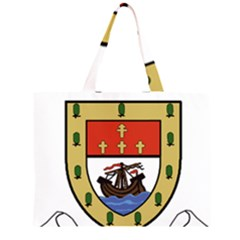 County Mayo Coat of Arms Large Tote Bag