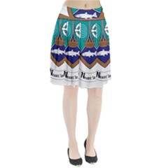 County Meath Coat of Arms Pleated Skirt
