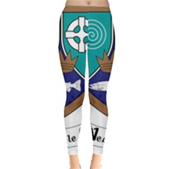 County Meath Coat of Arms Leggings