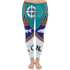 County Meath Coat of Arms Classic Winter Leggings