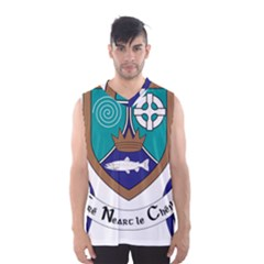 County Meath Coat of Arms Men s Basketball Tank Top