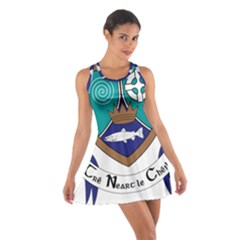 County Meath Coat of Arms Cotton Racerback Dress