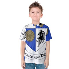 County Monaghan Coat of Arms  Kids  Cotton Tee