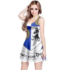 County Monaghan Coat of Arms  Reversible Sleeveless Dress