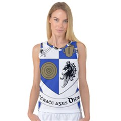 County Monaghan Coat of Arms  Women s Basketball Tank Top