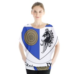 County Monaghan Coat of Arms  Blouse