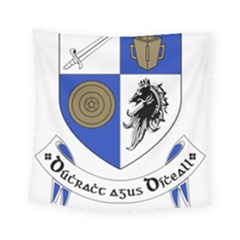 County Monaghan Coat of Arms  Square Tapestry (Small)