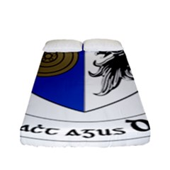 County Monaghan Coat of Arms Fitted Sheet (Full/ Double Size)