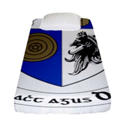 County Monaghan Coat of Arms Fitted Sheet (Single Size)
