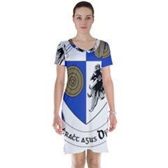 County Monaghan Coat of Arms Short Sleeve Nightdress