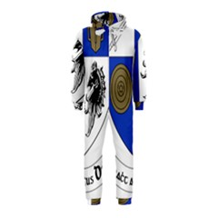 County Monaghan Coat of Arms Hooded Jumpsuit (Kids)