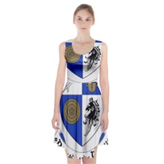 County Monaghan Coat of Arms Racerback Midi Dress