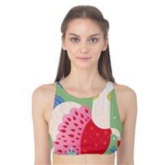 Unicorn Tank Bikini Top