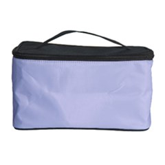 Pastel Color - Light Bluish Gray Cosmetic Storage Case