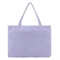 Pastel Color - Light Bluish Gray Medium Tote Bag