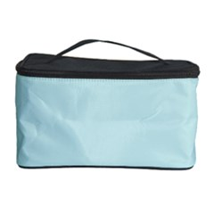 Pastel Color - Light Cyanish Gray Cosmetic Storage Case