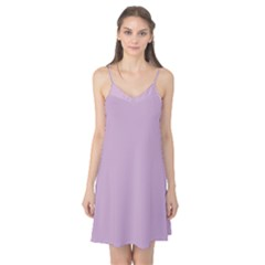 Pastel Color - Magentaish Gray Camis Nightgown