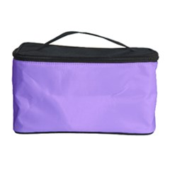 Pastel Color - Pale Blue Violet Cosmetic Storage Case
