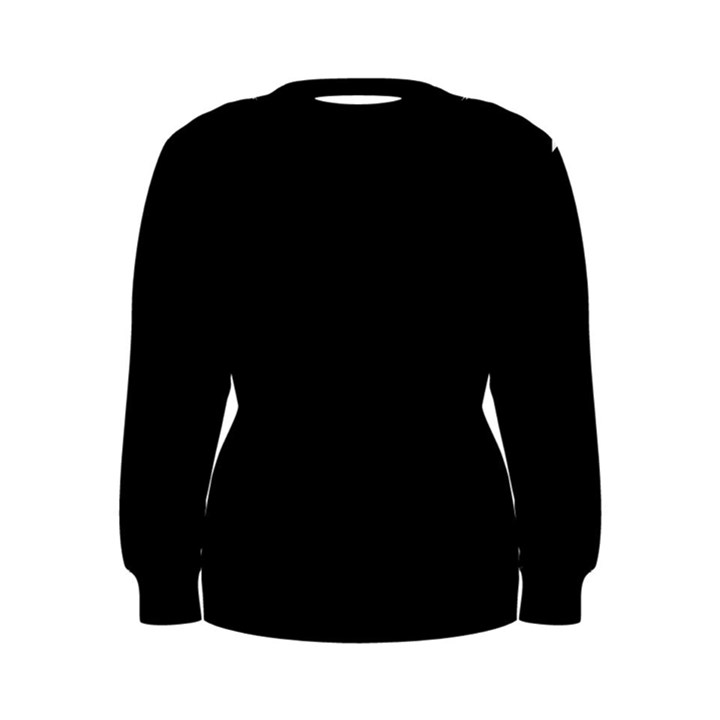 Black Gothic Women s Sweatshirt