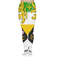 County Offaly Coat of Arms  Women s Tights