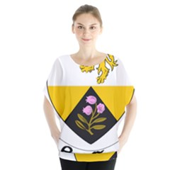 County Offaly Coat of Arms  Blouse