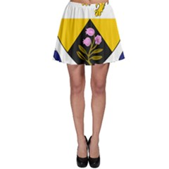 County Offaly Coat Of Arms  Skater Skirt
