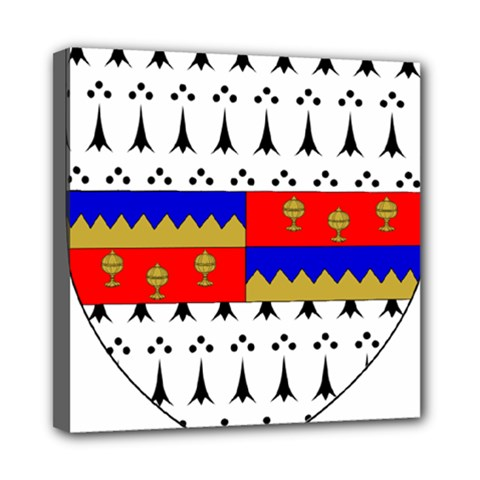 County Tipperary Coat of Arms  Mini Canvas 8  x 8
