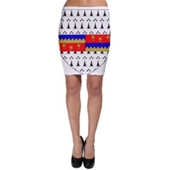County Tipperary Coat of Arms  Bodycon Skirt