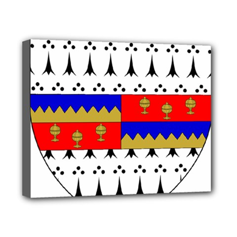 County Tipperary Coat of Arms  Canvas 10  x 8