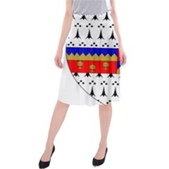 County Tipperary Coat of Arms  Midi Beach Skirt