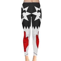 County Tyrone Coat of Arms  Leggings