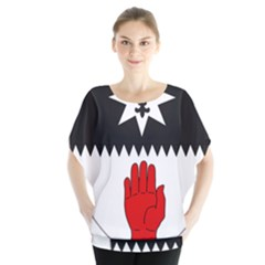 County Tyrone Coat of Arms  Blouse