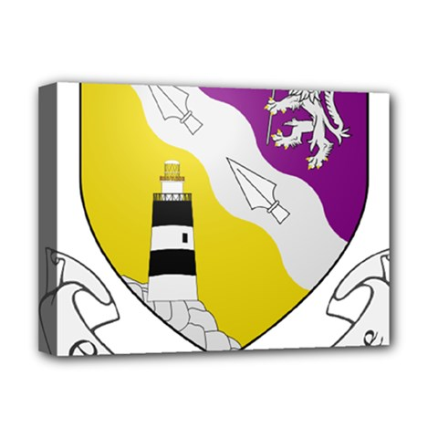 County Wexford Coat of Arms  Deluxe Canvas 16  x 12