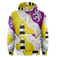 County Wexford Coat of Arms  Men s Pullover Hoodie
