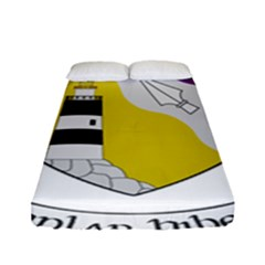 County Wexford Coat of Arms  Fitted Sheet (Full/ Double Size)